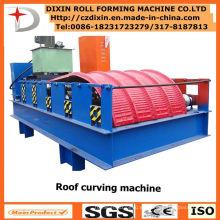 Dx Breve Curva de Formación / Rolling Machine