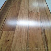Agregado familiar / revestimento manchado comercial da madeira da goma / revestimento de madeira
