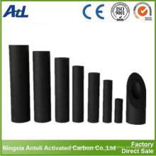 cartouche de filtre à charbon actif pour la purification de l'eau
