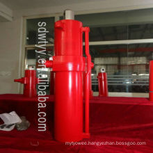 large bore hydraulic cylinders