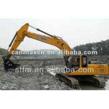 Tons excavator 1.2m3 bucket
