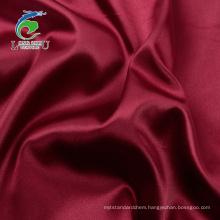 Light Spandex Satin With Twist Fabric
