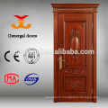 CE approved Motel painting interior wooden doors