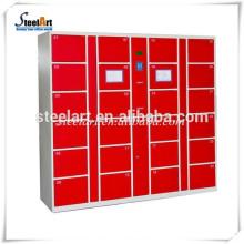 Smart storage locker vending machine locker with rfid system