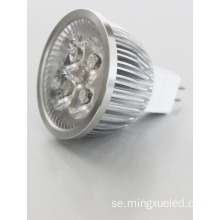 5W MR 16 LED-strålkastare
