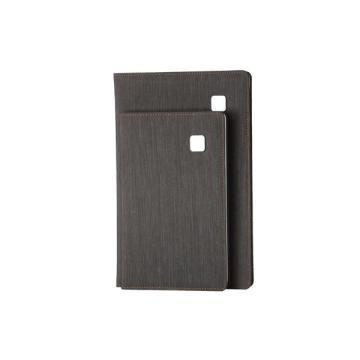 Taiwan Seide Stoff Hardcover Marmor Stein Notizbuch