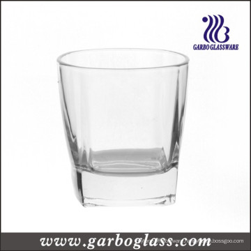 8 Oz Square Bottom Vodka Glass Cup (GB01107306)