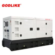 Bonne qualité 100kVA / 80kw Cummins Soundproof générateur diesel avec Ce / ISO9001
