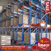 Heavy Duty Storage Shelves With Conveying System , As/Rs Adjustable Shelving Systems