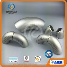 Нержавеющей стали ASTM a403 с БВ-Сторона локтя нержавеющей стали (KT0352)