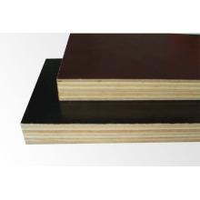 21mm Marine Plywood-Poplar Core, Brown Film