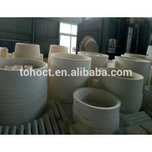 Grandes peças de alumina com tolerância apertada para aplicação industrial