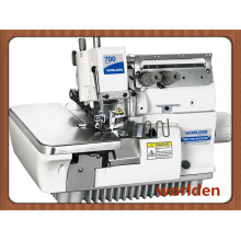 WD-700-4/02 X 250 Super High-Speed-vier-Thread Doppelkette Rollen Overlock Maschine