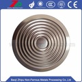 Differential Tantalum Flat Diaphragm For Pressure