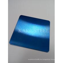Qualitäts-Edelstahl-Farbblatt 410 für Dekorations-Materialien