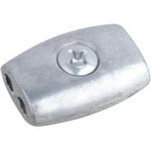 Ei-geformter Drahtseil-Clip mit Kreuzschraube