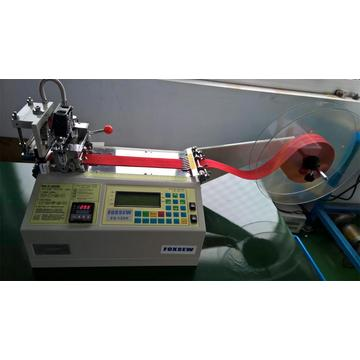 Hot Knife Woven Belt Cutting Machine