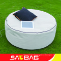 Urban outdoor furniture bean bag stool