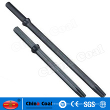 Hex22 Rock Drilling Tool Hardness Integral Drill Rod