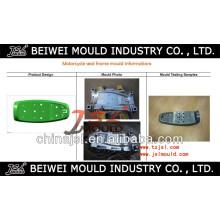 Chine continentale de haute qualité en plastique moto moule moule Maker