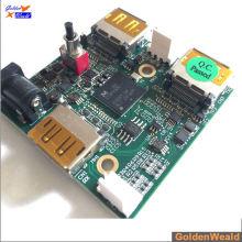 Le fabricant de contrat électronique offre un service PCBA clé en main assemblé carte PCB pour téléphone mobile