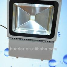 Shenzhenporzellan heißer Verkauf 100-240v im Freien beweglicher Tennisplatz Flutbeleuchtung 100w 10000 Lumen