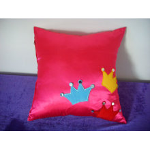 poly fabric cushion