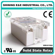 SSR-S10AA 10A AC Disipador de calor Ul Solid State Relé de propósito geral