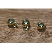 Novos produtos personalizado moda ouro bead pulseira acessórios