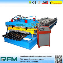 FX Metalldachziegelformmaschine
