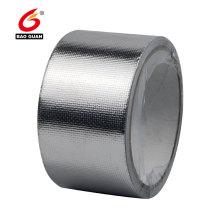 Aislamiento del aire acondicionado Cinta de aluminio para conductos