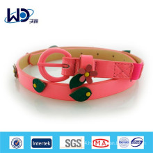 2014 Pink decorative belts for girls