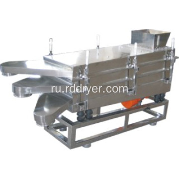 Noise Reduction Linear Vibratory Sifter