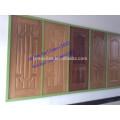 HDF wood veneer door skin factory