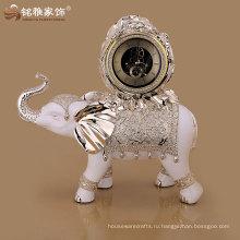 высокое качество творческий слон настольные часы по оптовой цене