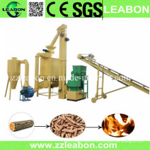 Biomassa Combustível Sawdust Madeira Sawdust Pellet Linha de Produção