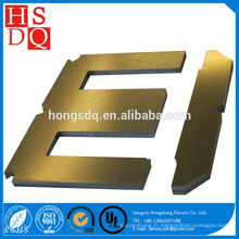 Noyau de transformateur de stratification d'acier inoxydable de silicium de cargaison
