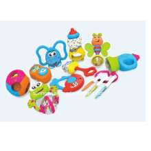 Good Quality Plastic Baby Hand Rattles Toy
