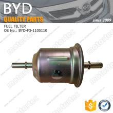 Filtre à essence BYD-F3-1105110 d'origine BYD auto pièces d'origine