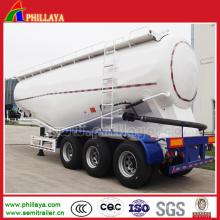 Pakistan semi-remorque 60cbm ciment Bulker sur Promotion