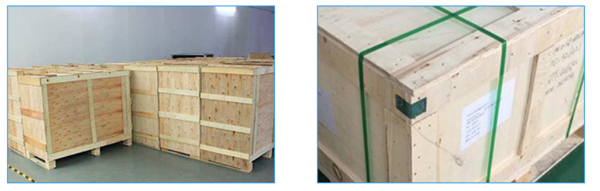 PTFE sheet package