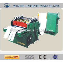 high speed used slitting rewinding machine