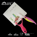 Ceramic Folding Knife & Peeler Set, Fruit Knife Tool Set