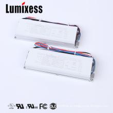 Caja de metal de reconocimiento UL 1750mA 34 - conductor de la luz de calle conducido 60V 22Vdc