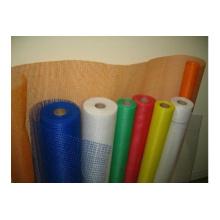 Malla de alambre de fibra de vidrio