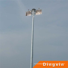 35m LED High Mast Lighting Used for Airport