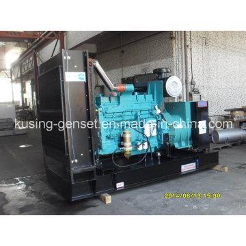 Ck34000 500kVA Diesel Open Generator/Diesel Frame Generator/Genset/Generation/Generating with Cummins Engine (CK34000)