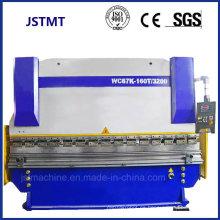 Prensa hidráulica de la hoja del metal Nc (WC67K-160T 3200)