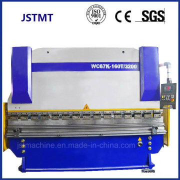 Metal Sheet Nc Hydraulic Press Brake (WC67K-160T 3200)
