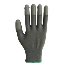 Carbon Fiber Safety Handschuh mit grauem PU Coating